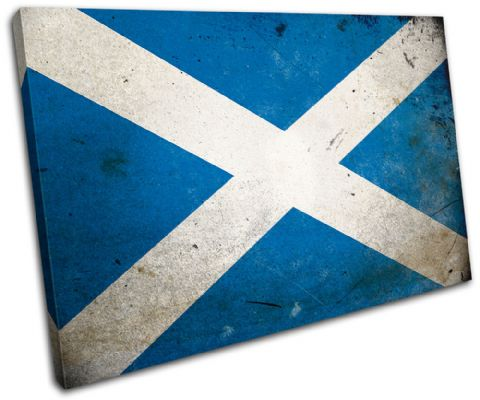 Abstract Scottish Maps Flags - 13-1170(00B)-SG32-LO